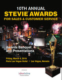 2016 Stevie Awards for Sales & Customer Service Awards Banquet Program