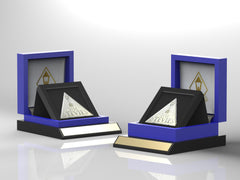 Personalized Medal Display Stand