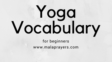 The Yoga Dictionary: A Beginner's Breakdown of Yoga Vocabulary