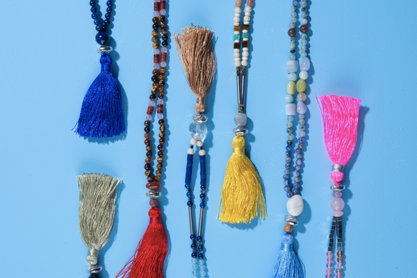 top summer 2018 mala bead color trends