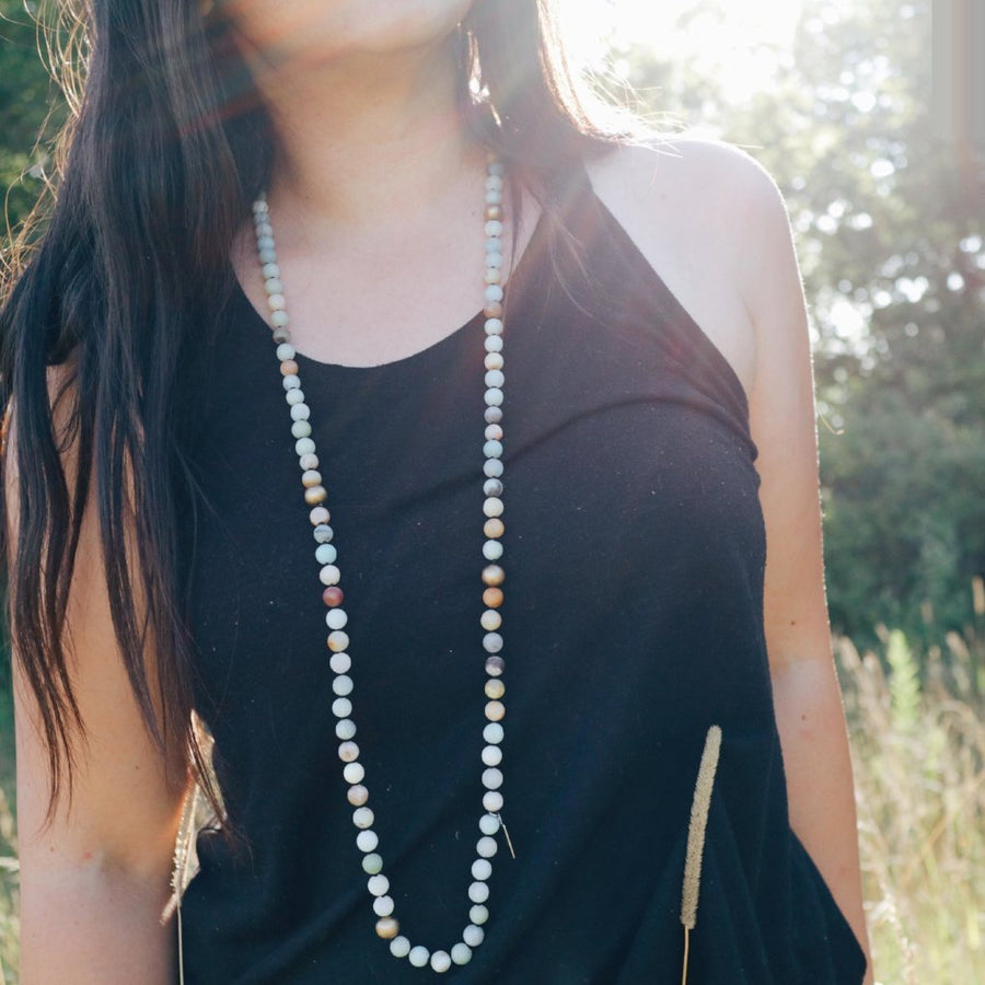 Tahive Mala Necklace
