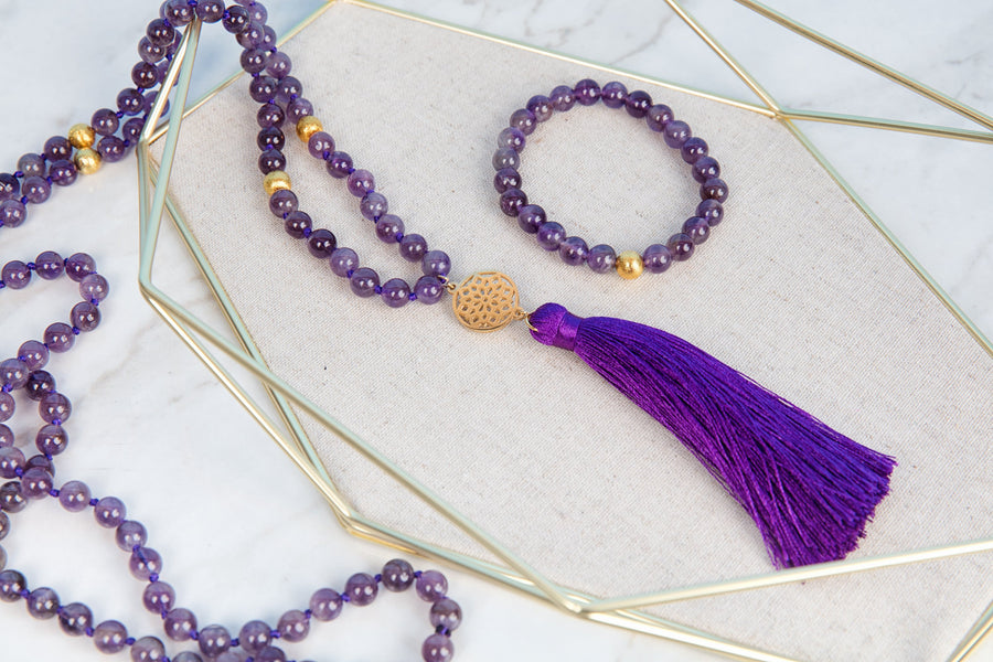 Passion Mala Necklace