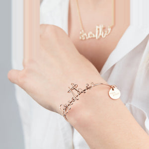 Breathe Pure Bracelet