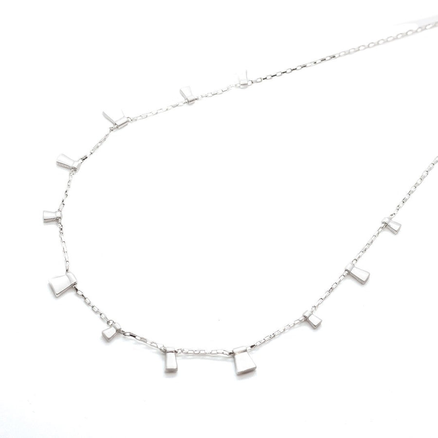 Brett Trapez Necklace
