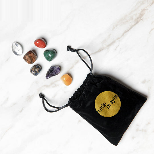 Mala Prayer - The Chakra Healing Kit