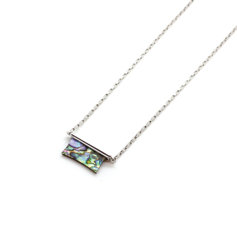 Dakota Abalone Necklace