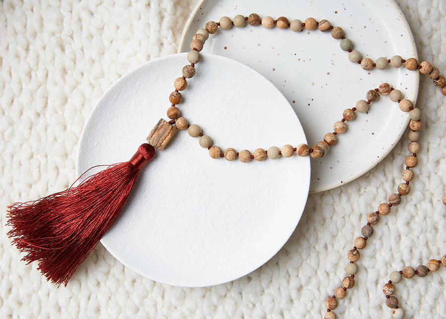 True Nature Mala Necklace