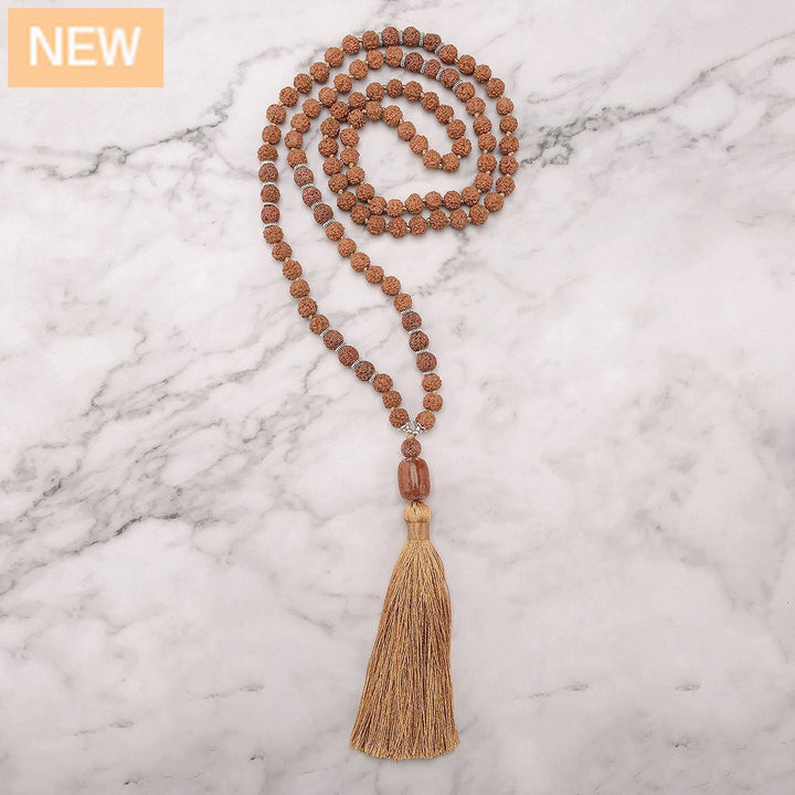 Seeker Mala Necklace