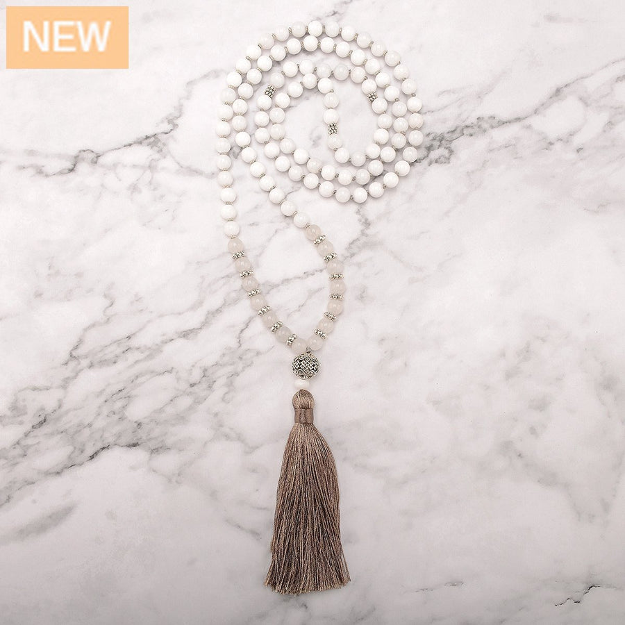 Unique Mala Necklace