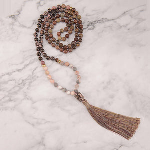 Deep Love Mala Necklace