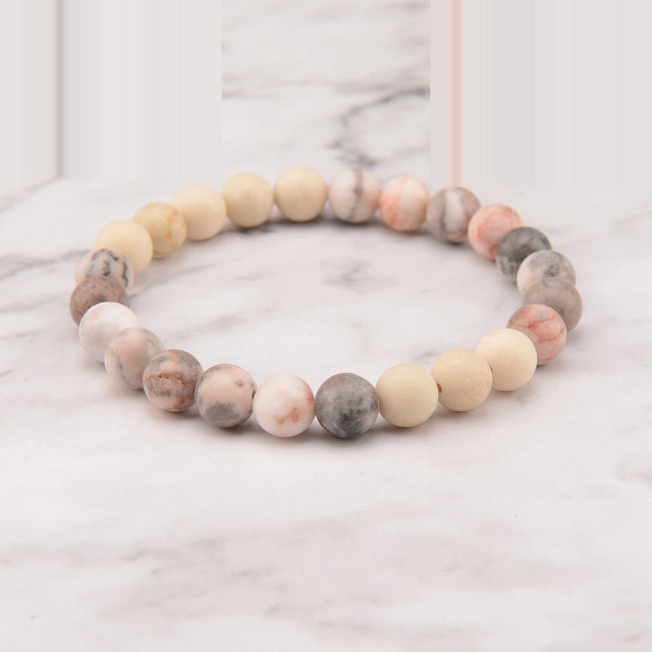 Cheerful Love Mala Bracelet