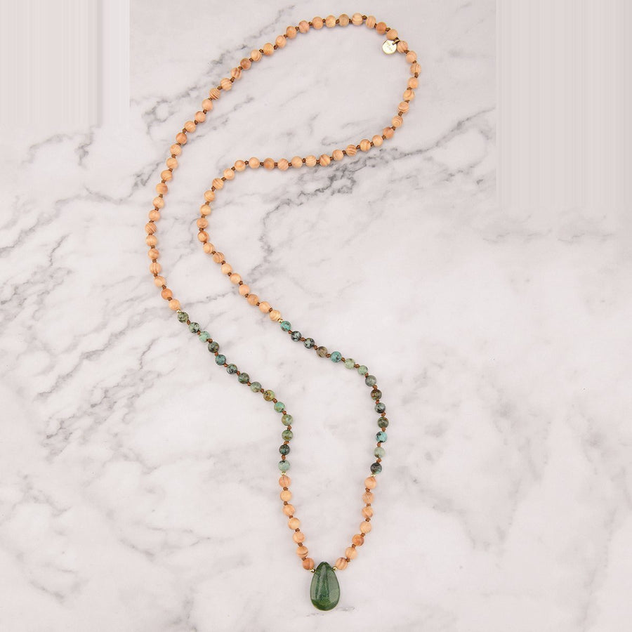 Dew Mala Necklace