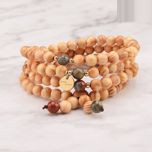 Revitalize 108 Bead Bracelet Mala