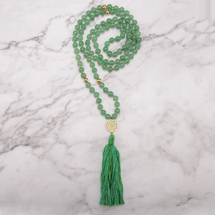 Prosperity Mala Necklace