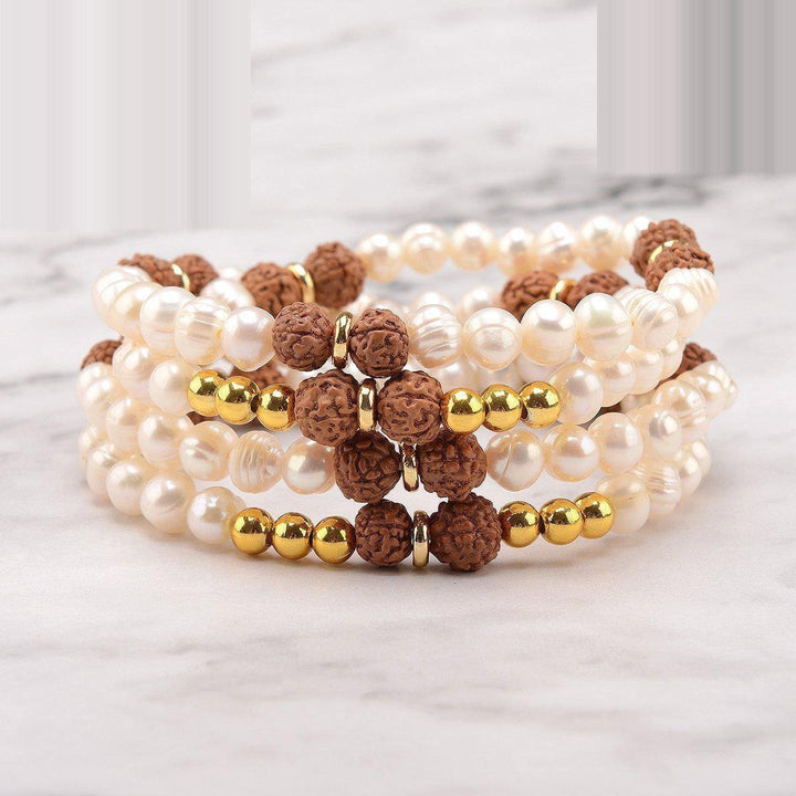 Insight Pearls 108 Bracelet Mala