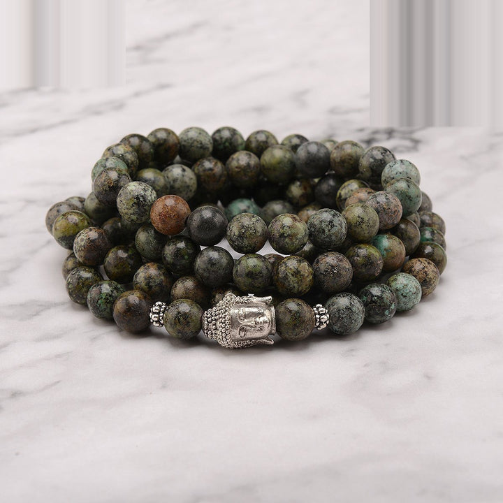 Evolution 108 Bead Bracelet Mala