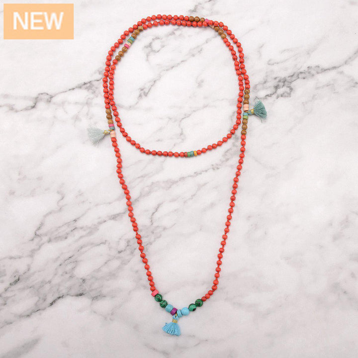 Brilliance Mala Necklace