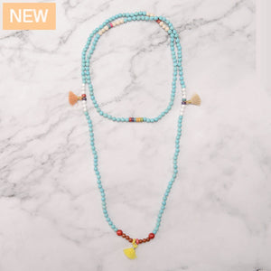 Exhilarate Mala Necklace