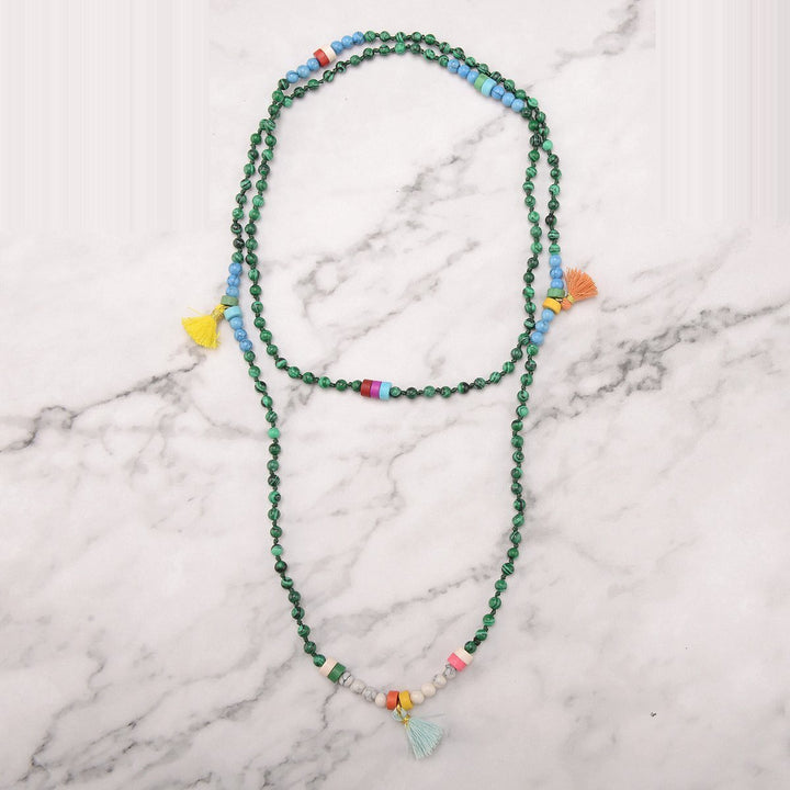 Equity Mala Necklace