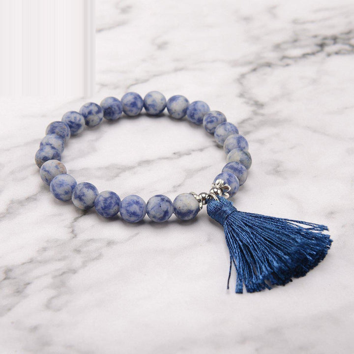 True Message Mala Bracelet