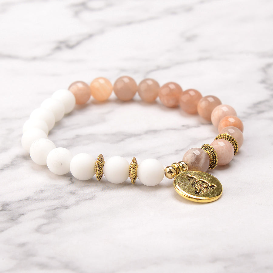 Cheerful Laugh Mala Bracelet