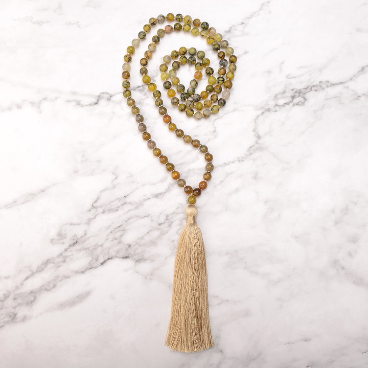 Victorious Mala Necklace