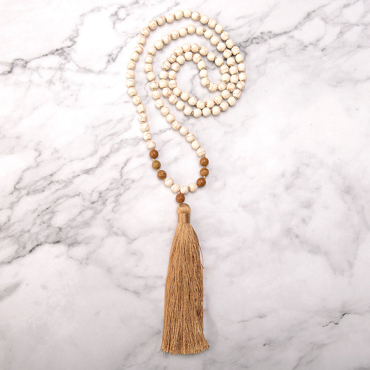 Celestial Visions Mala Necklace