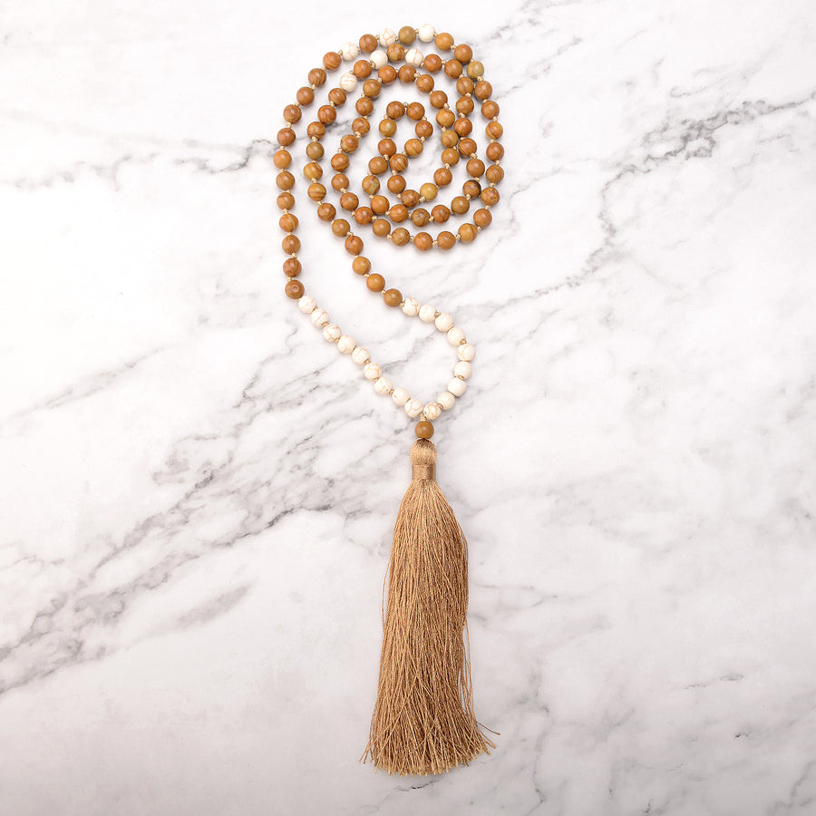 Dream Recall Mala Necklace