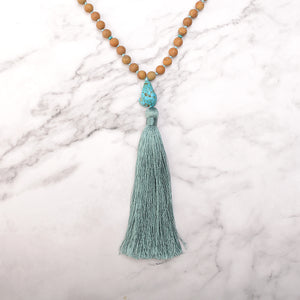 Graceful Fate Mala Necklace