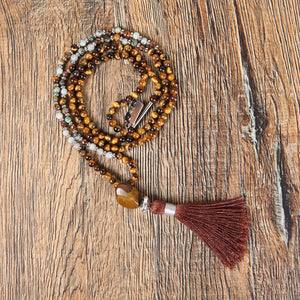Parathi Mala Necklace
