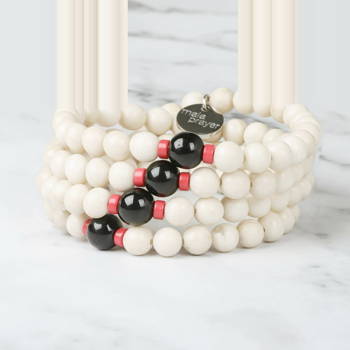 Enhanced 108 Bead Bracelet Mala