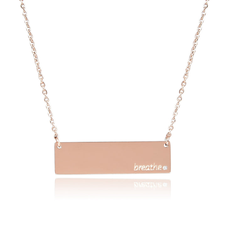 Breathe Free Necklace
