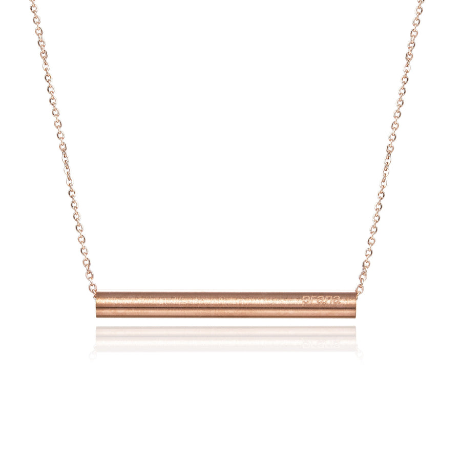 Beautiful Breath Bar Necklace