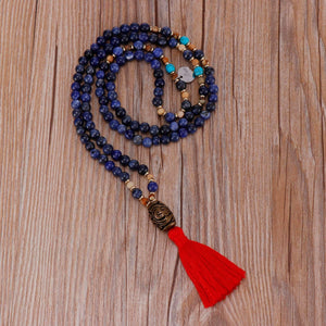 Nabhasa Mala Necklace