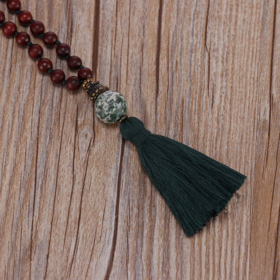 Always Blessed Mala Necklace