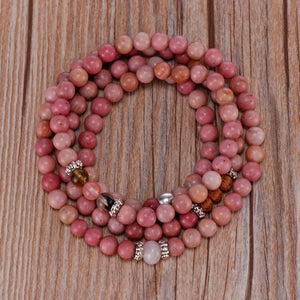 Pure Strength 108 Bead Bracelet Mala