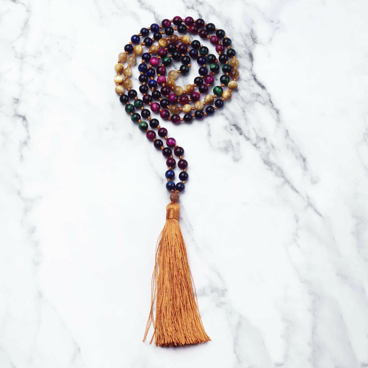 Shiva Mala Necklace