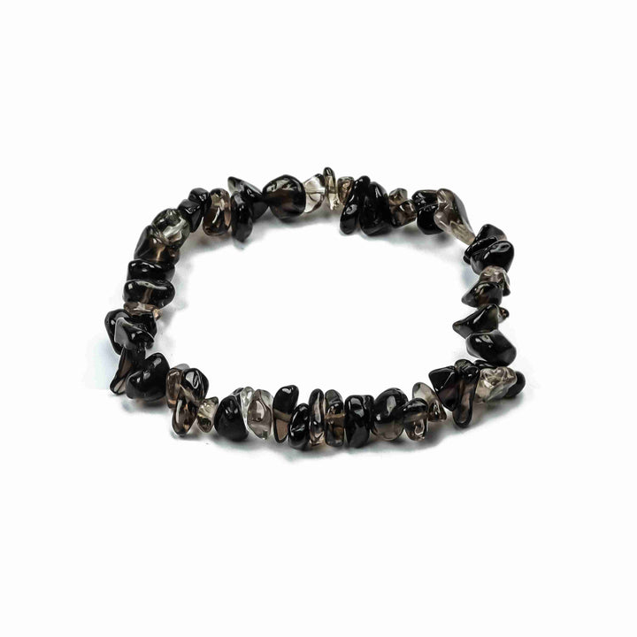 Smoky Shield Bracelet