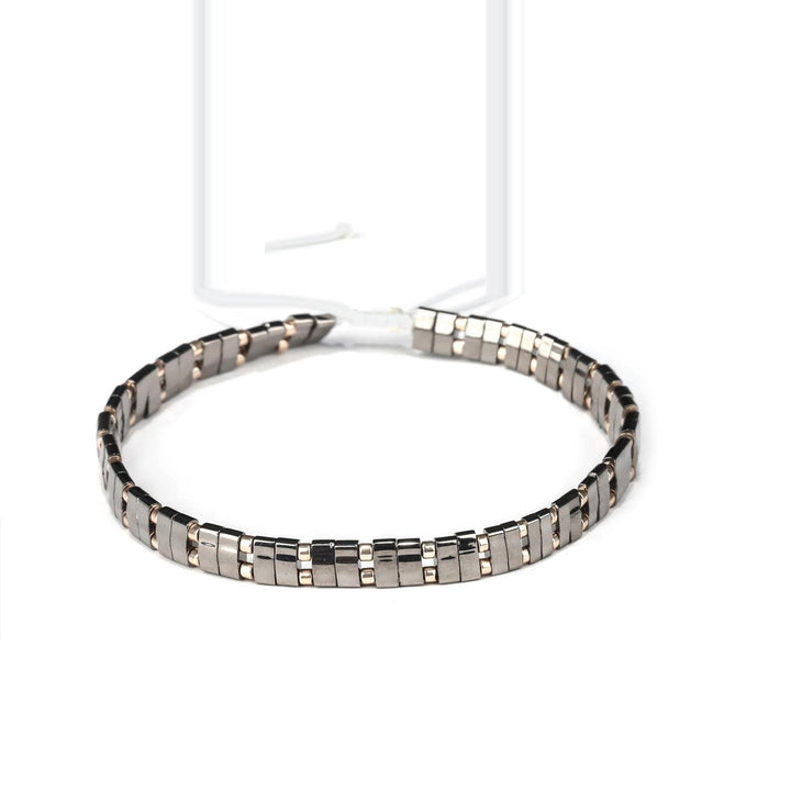 London Fog Tila Bracelet
