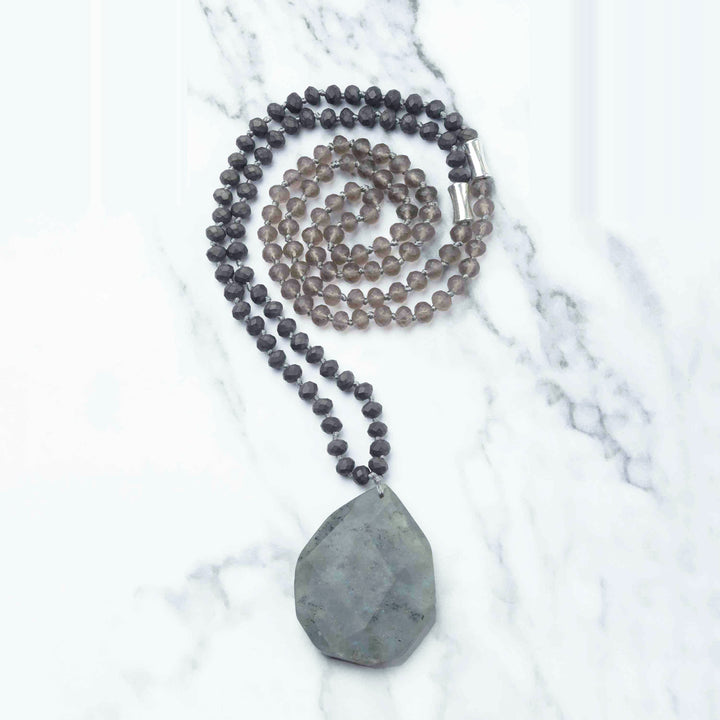 Metamorphosis Mala Necklace