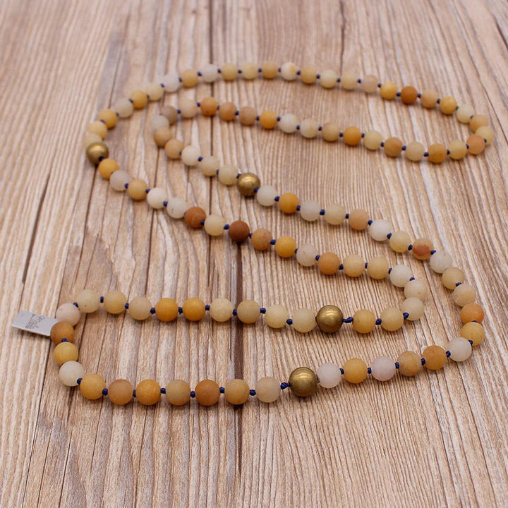 Parvu Mala Necklace