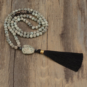 Balanced Mala Necklace