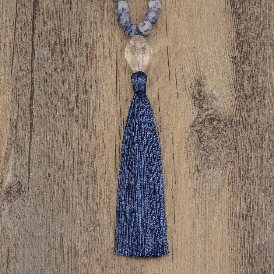 Ease Mala Necklace