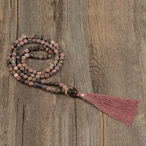 Solace Mala Necklace