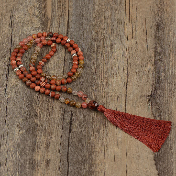 Life Force Mala Necklace