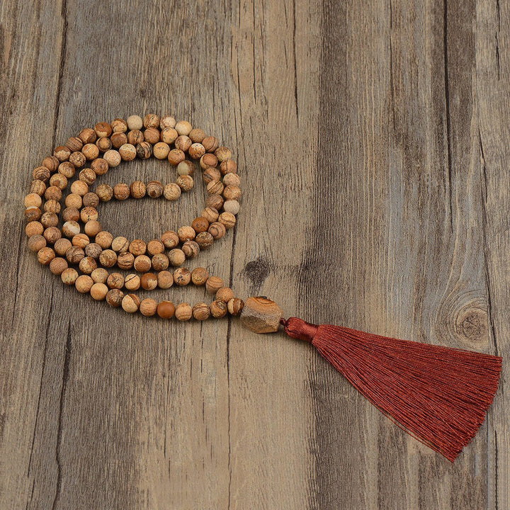 Inspired Confidence Mala Necklace