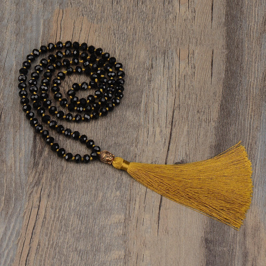 Guanyin Mala Necklace