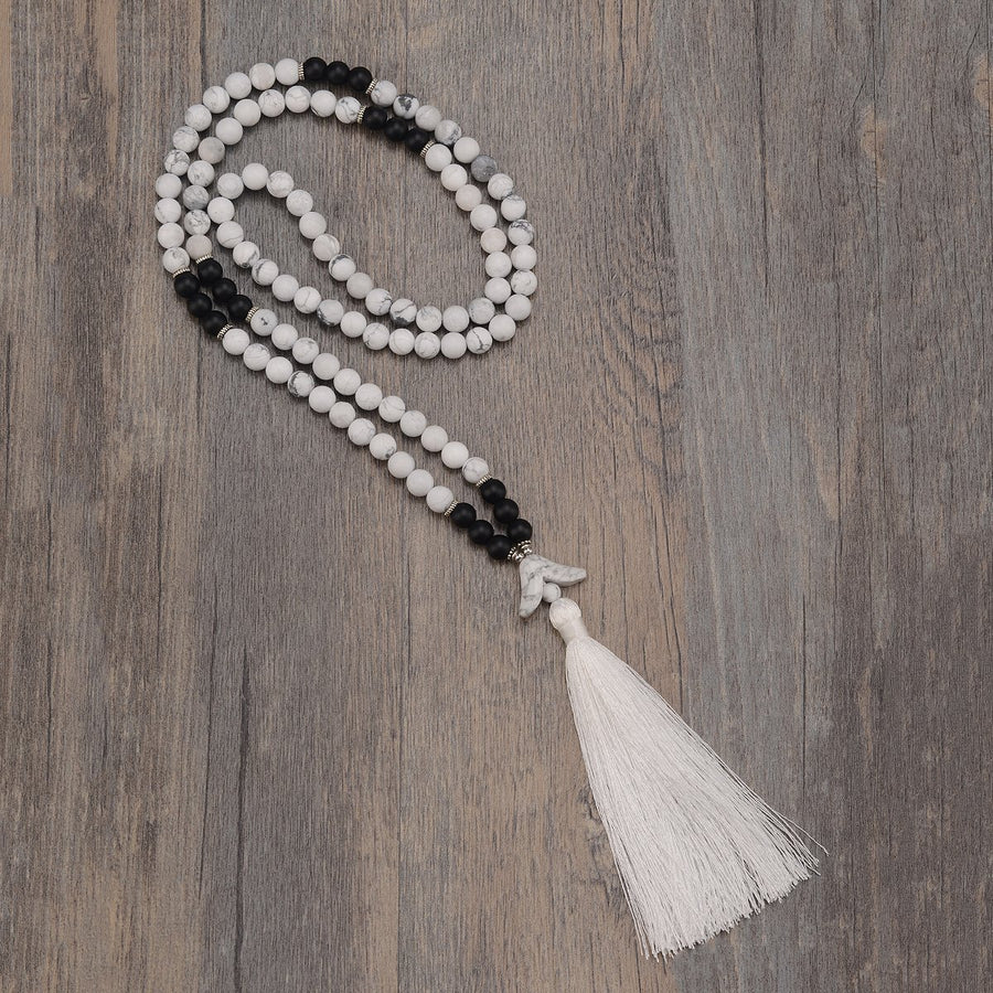 Aksha Mala Necklace