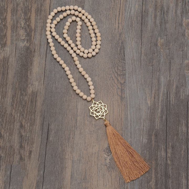 Elemental Mala Necklace