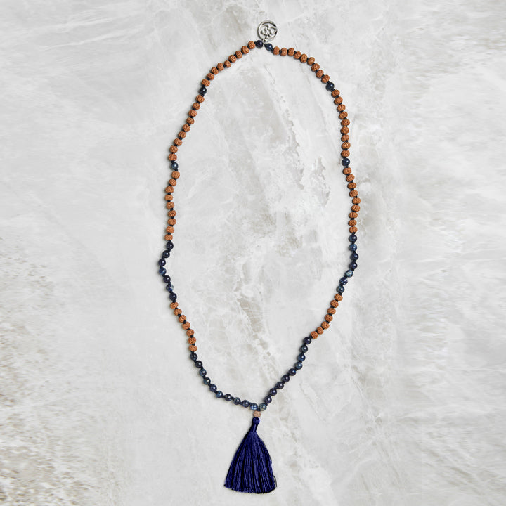 Deep Conscious Mala Necklace